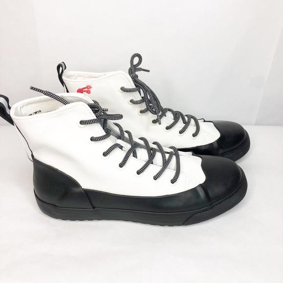614491cde89 Hunter Target Sneakers White Men 8 Women 10